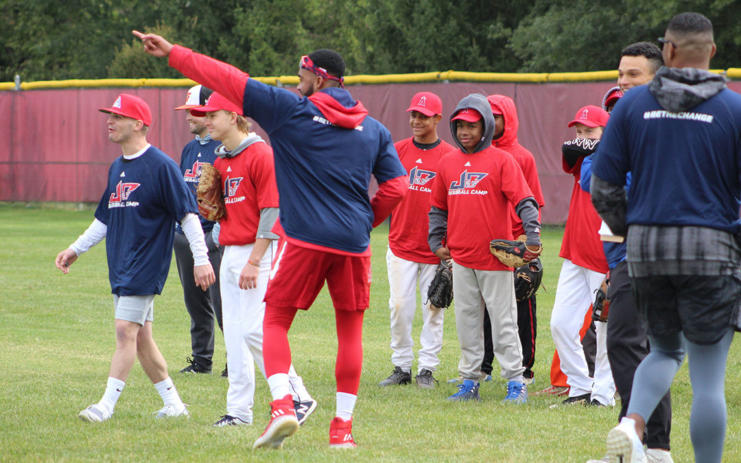 The Jo Adell Baseball Camp